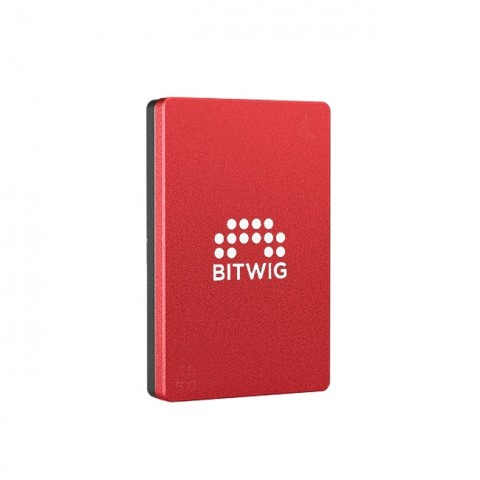 Angelbird SSD2GO PKT MK2 BITWIG 512 GB (Red)