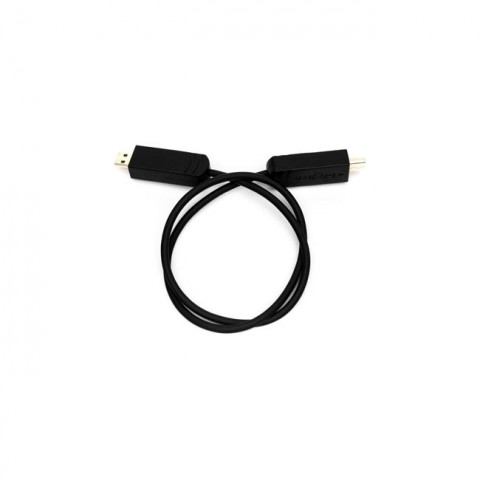 SmallHD Thin Micro-HDMI Type D to Micro-HDMI Type D Cable for FOCUS On-Camera Monitor (12'')