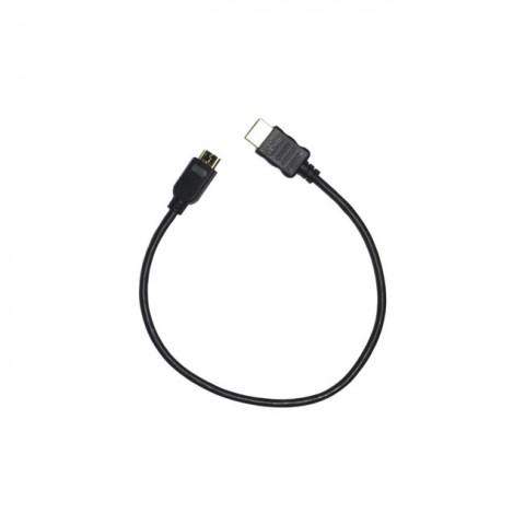 SmallHD Thin-Gauge Mini-HDMI Male Cable (12