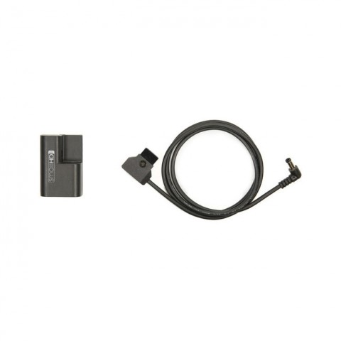 SmallHD Faux LP-E6 Battery and 36'' D-Tap to Barrel Connector Cable