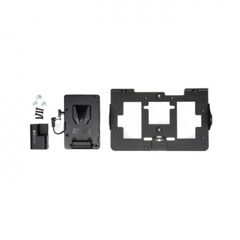 SmallHD V-Mount Battery Bracket With Mounting Plate For 702 OLED