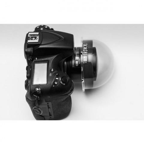 Tadashi 62mm Insert (for Nikon 10.5 & 16mm Fisheye Lenses)