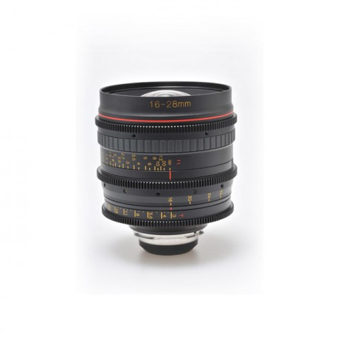 Tokina Cinema Vista 16-28mm T3.0 Zoom Sony E Mount (Imperial Focus Scale)