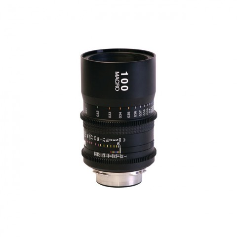 TokinaCinema AT-X 100mm T2.9 Macro Lens (Canon EF Mount)