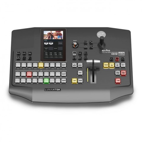 Lumantek VS10 ez-Pro 10x1 Video Switcher